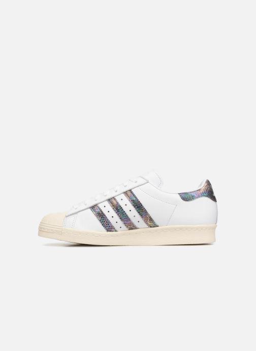 Adidas Originals Superstar 80s (blanc) - Baskets Chez