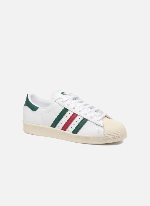Adidas Originals Superstar 80S (Bianco) - scarpe da ginnastica chez   Regalo ideale per tutte le occasioni    Uomini/Donne Scarpa