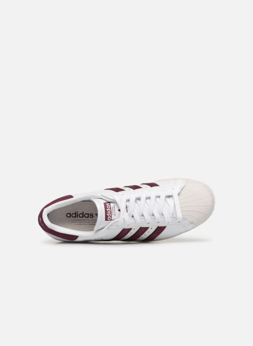 Sneakers adidas originals Superstar 80S Wit links