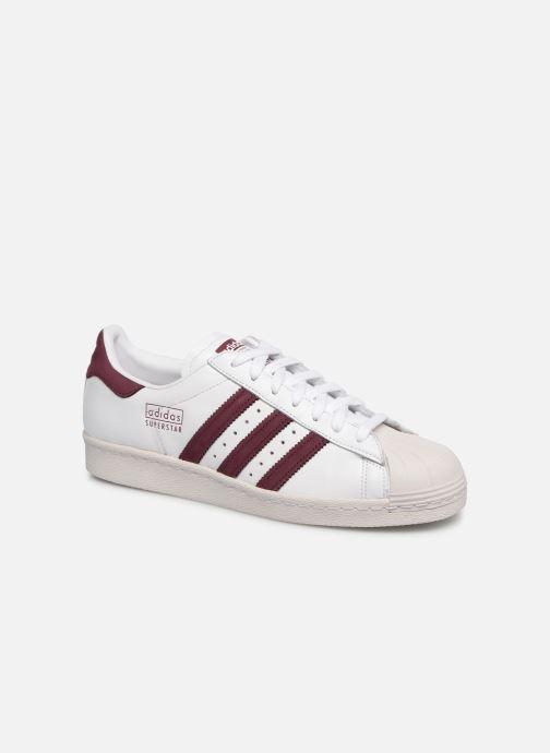 Sneaker adidas originals Superstar 80S weiß detaillierte ansicht/modell