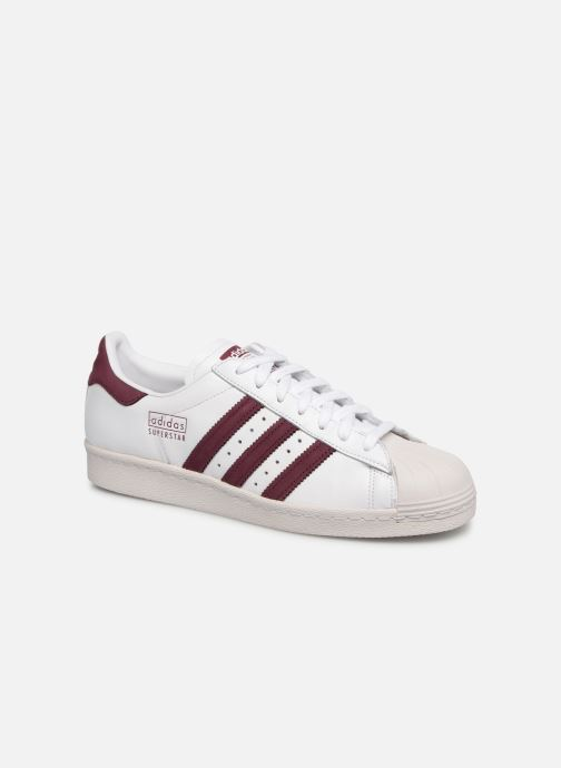 Sneakers adidas originals Superstar 80S Wit detail