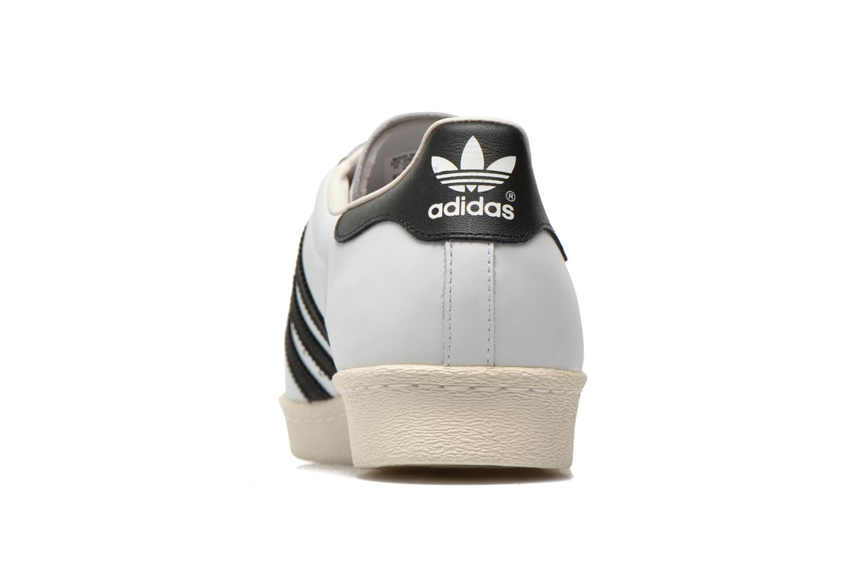 craie2 noir1 Superstar Originals 80s Blanc Adidas QroeCxdWEB