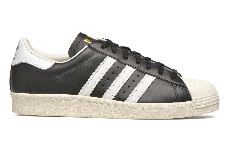 Deportivas Adidas Originals Superstar 80S Negro vistra trasera
