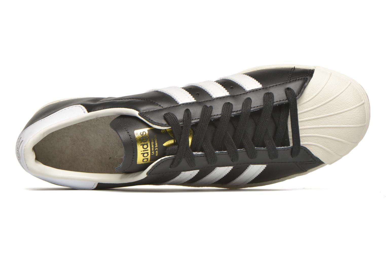 Deportivas Adidas Originals Superstar 80S Negro vista lateral izquierda