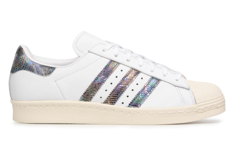 Deportivas Adidas Originals Superstar 80S Blanco vistra trasera