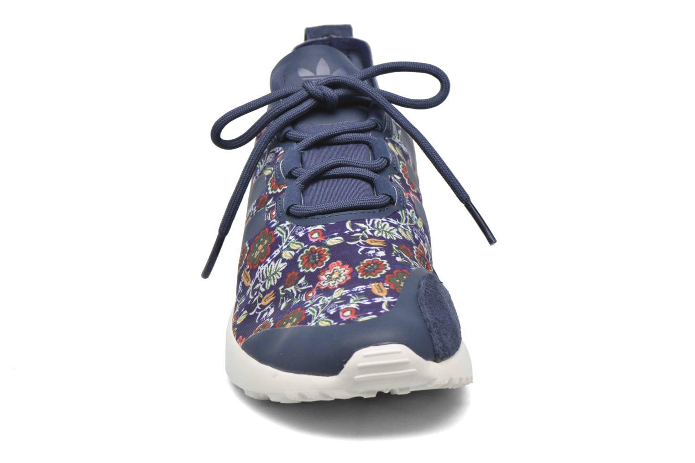 Baskets Adidas Originals Zx Flux Adv Verve W Multicolore vue portées chaussures