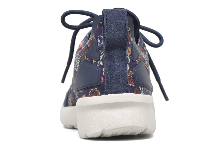 Baskets Adidas Originals Zx Flux Adv Verve W Multicolore vue droite
