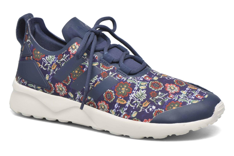 Baskets Adidas Originals Zx Flux Adv Verve W Multicolore vue détail/paire