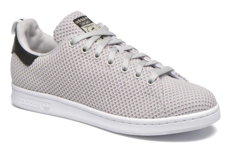 Baskets Adidas Originals Stan Smith Ck Gris vue détail/paire