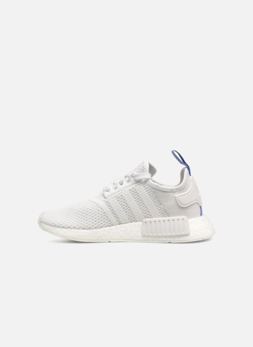 Trainers adidas originals Nmd_R1 W White front view