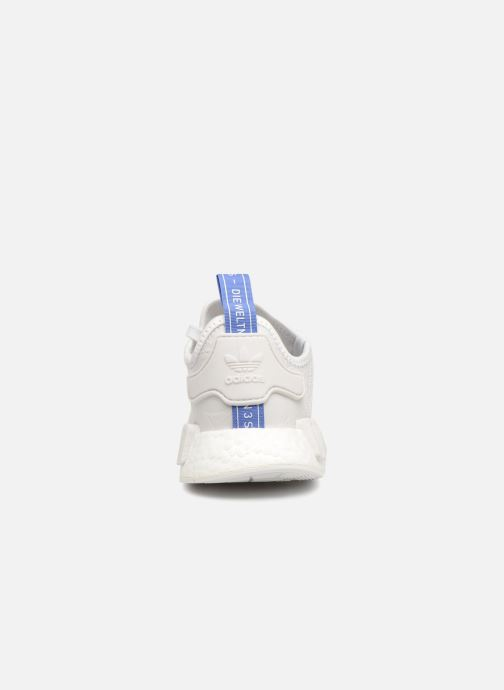 Trainers adidas originals Nmd_R1 W White view from the right