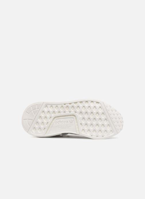 Sneaker Adidas Originals Nmd_R1 W weiß ansicht von oben