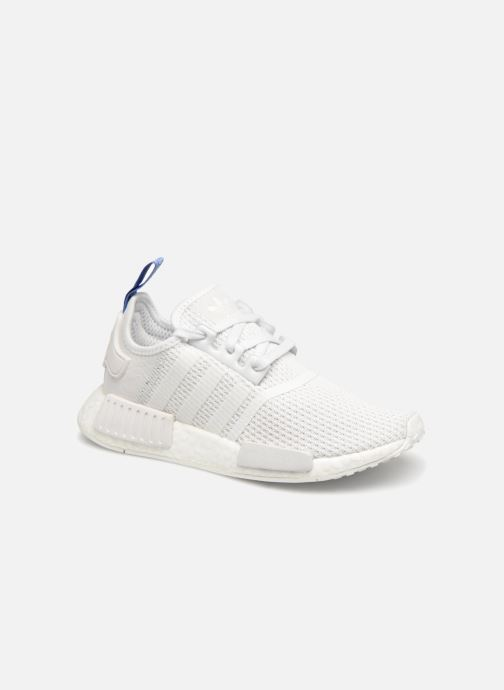 the latest 06e2b 64e5c Trainers adidas originals Nmd R1 W White detailed view  Pair view