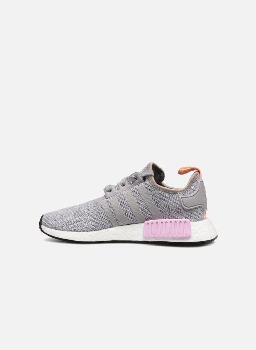 Sneaker adidas originals Nmd_R1 W grau ansicht von vorne