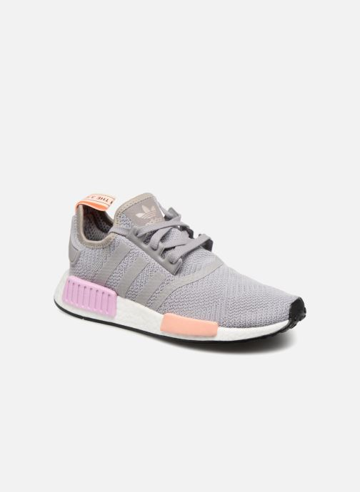 adidas Originals Damen NMD_R1 Sneakers Grau