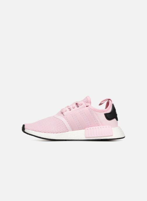 Sneaker adidas originals Nmd_R1 W rosa ansicht von vorne