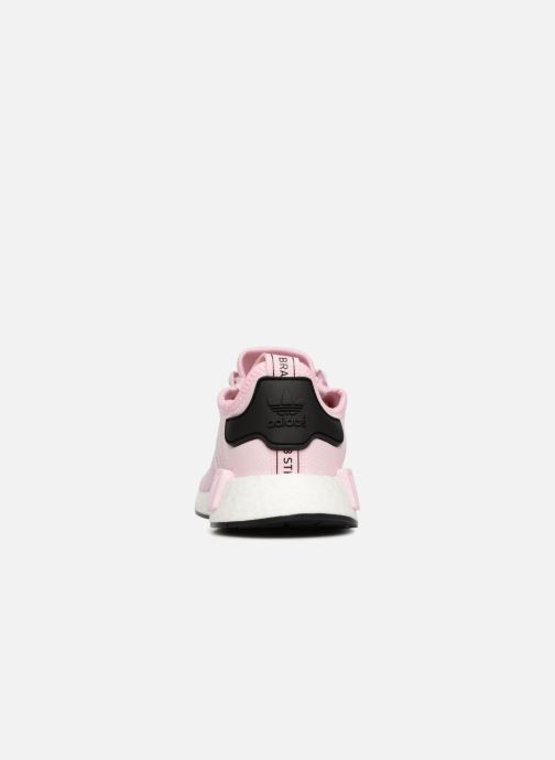 Trainers adidas originals Nmd_R1 W Pink view from the right