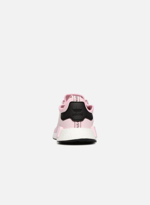 Sneakers adidas originals Nmd_R1 W Pink Se fra højre