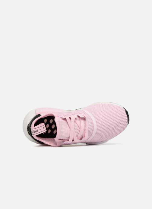 Sneaker adidas originals Nmd_R1 W rosa ansicht von links