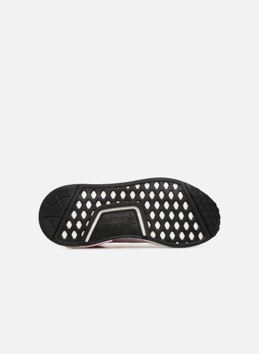 Sneaker adidas originals Nmd_R1 W rosa ansicht von oben