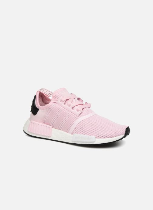 Adidas Originals WMNS NMD R1 Clear Pink Ftwr White Core