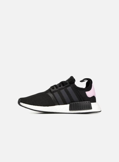 Sneakers Adidas Originals Nmd_R1 W Zwart voorkant