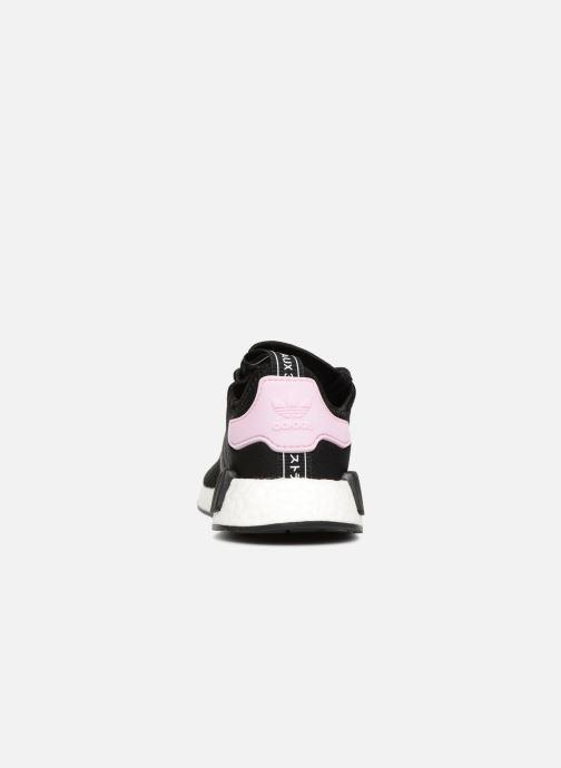 Sneakers adidas originals Nmd_R1 W Svart Bild från höger sidan