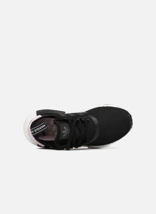 Sneakers adidas originals Nmd_R1 W Svart bild från vänster sidan