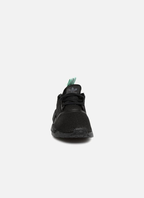 Sneaker Adidas Originals Nmd_R1 W schwarz schuhe getragen