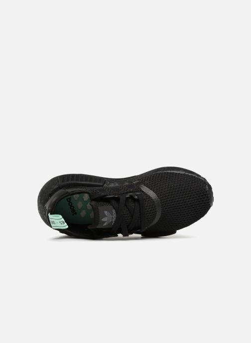 Sneaker Adidas Originals Nmd_R1 W schwarz ansicht von links