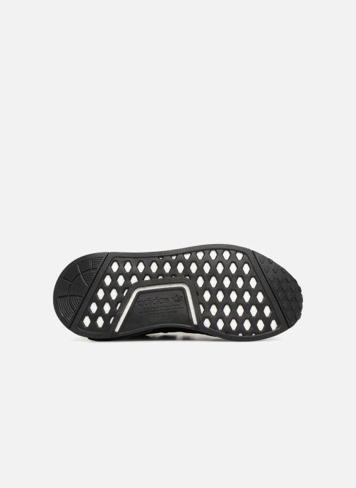 Sneaker adidas originals Nmd_R1 W schwarz ansicht von oben