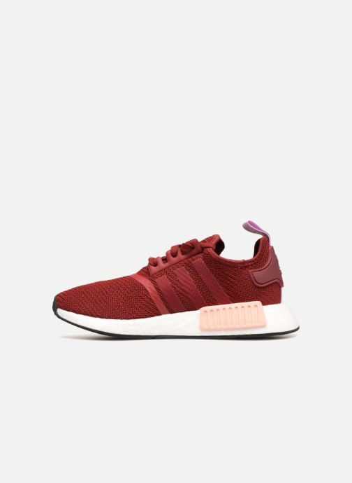 Sneaker adidas originals Nmd_R1 W rot ansicht von vorne
