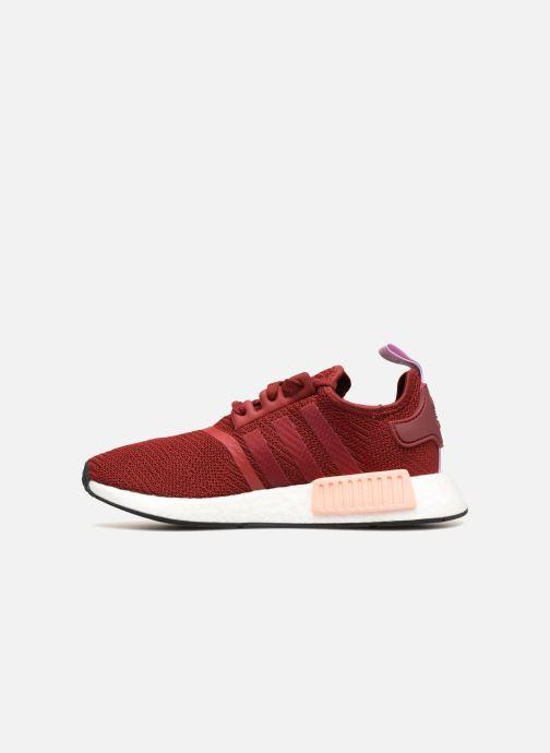 Sneakers adidas originals Nmd_R1 W Rood voorkant