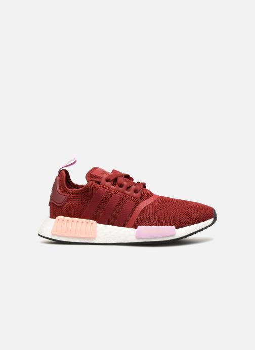 Sneakers adidas originals Nmd_R1 W Rood achterkant