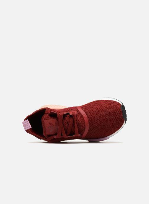 Deportivas adidas originals Nmd_R1 W Rojo vista lateral izquierda