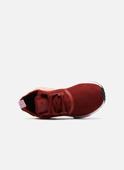 Sneaker adidas originals Nmd_R1 W rot ansicht von links