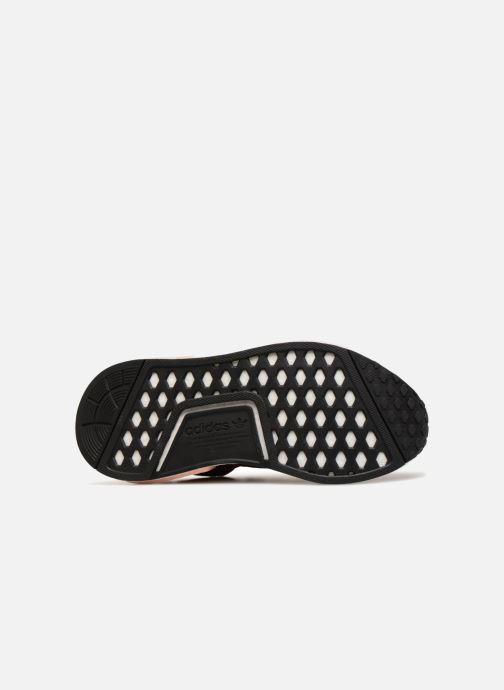 Sneaker adidas originals Nmd_R1 W rot ansicht von oben