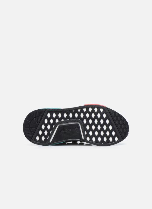 Baskets adidas originals Nmd_R1 W Noir vue haut