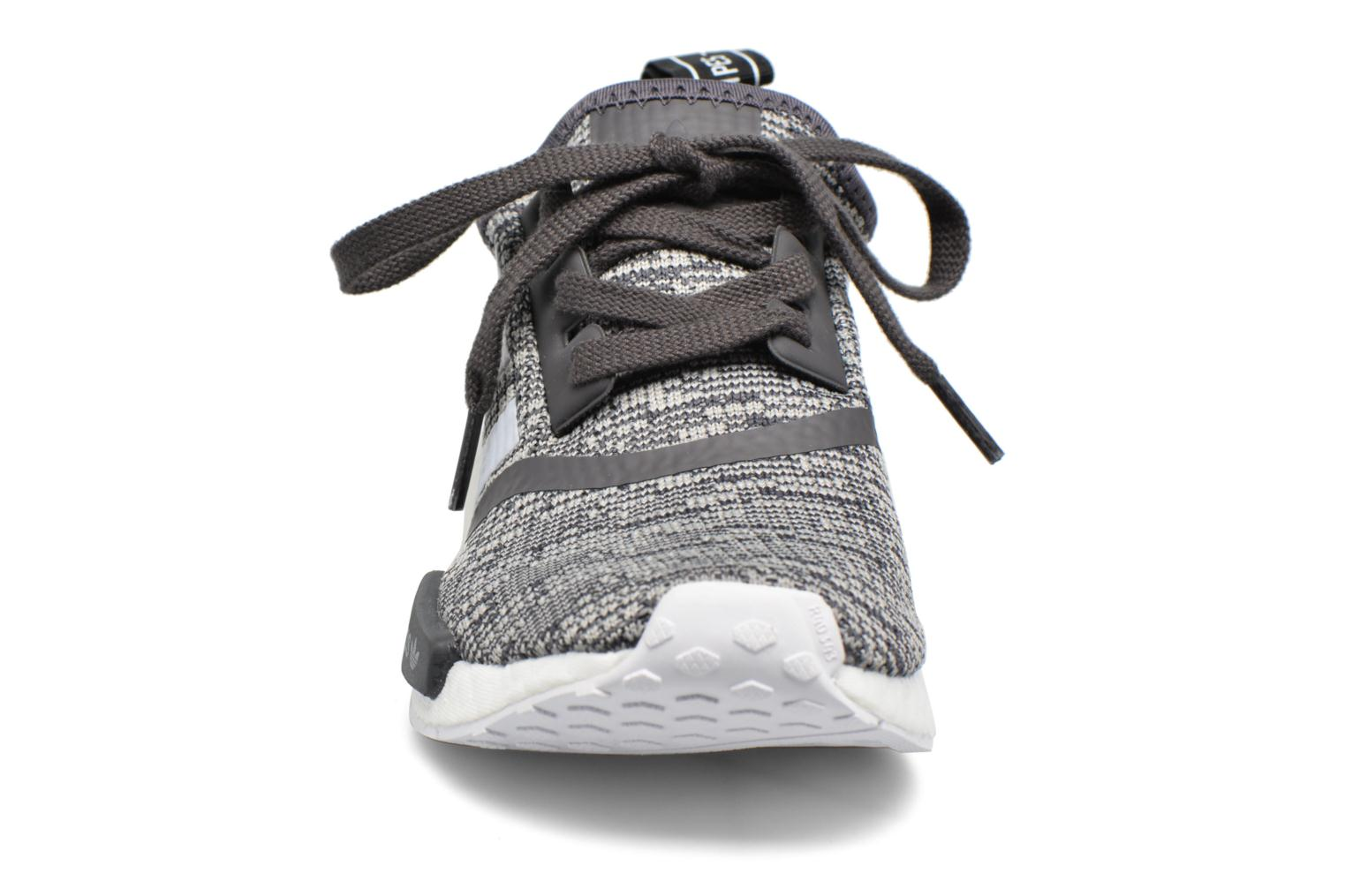 Trainers Adidas Originals Nmd_R1 W Black model view