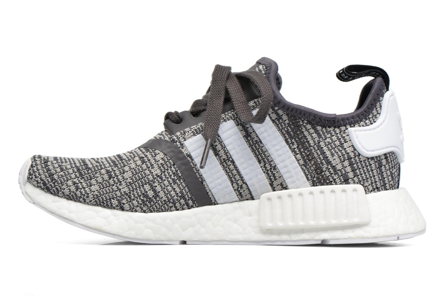 Trainers Adidas Originals Nmd_R1 W Black front view