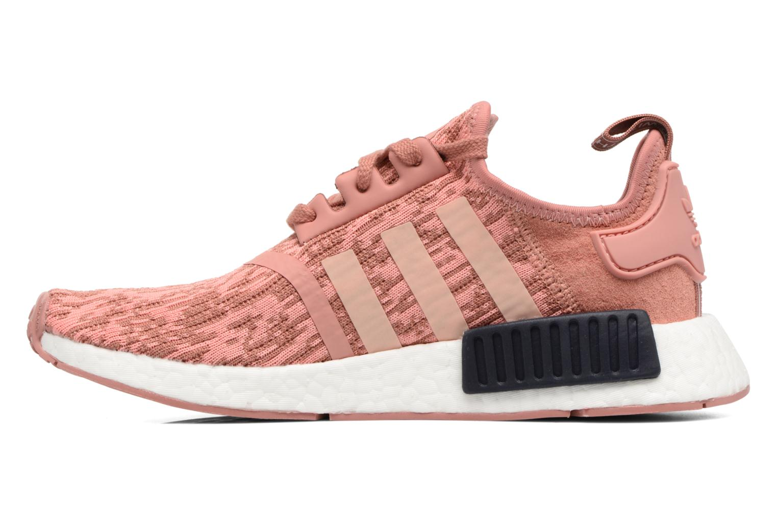 Trainers Adidas Originals Nmd_R1 W Pink front view