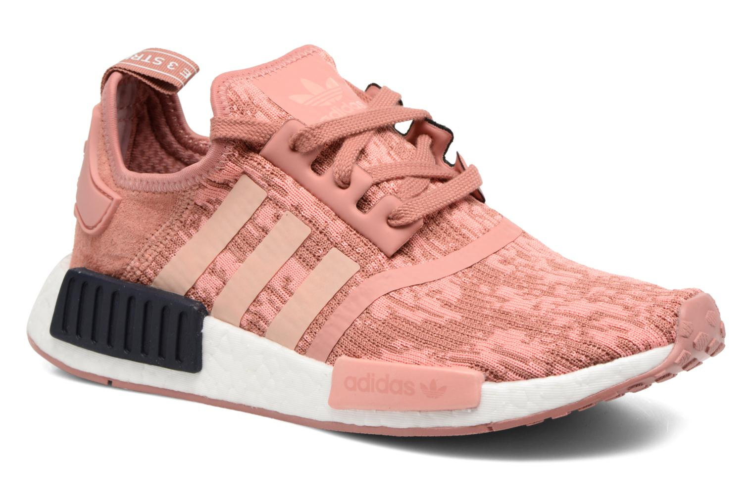 Trainers Adidas Originals Nmd_R1 W Pink detailed view/ Pair view