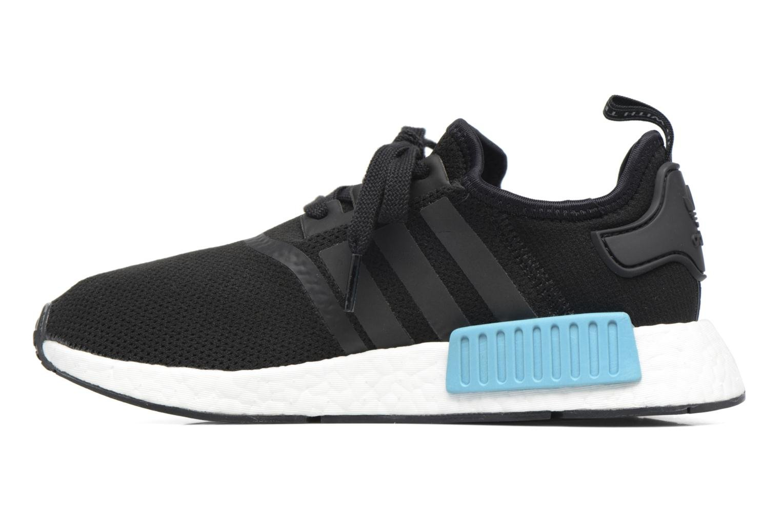 Trainers Adidas Originals Nmd_R1 W Blue front view