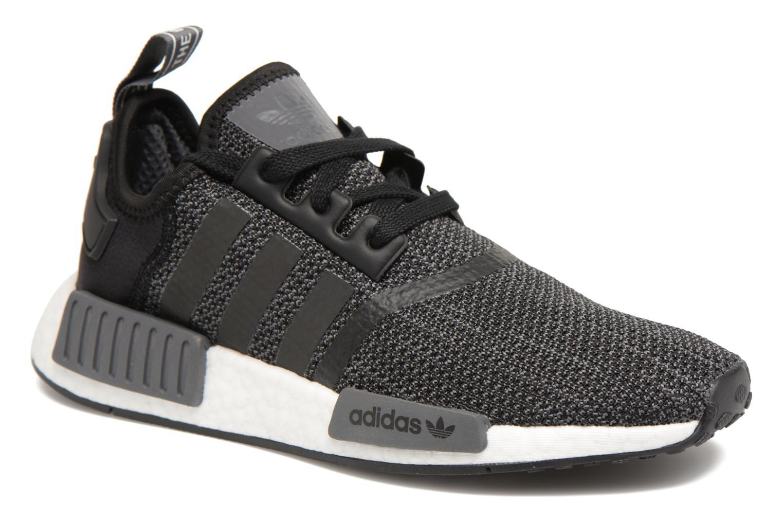 Sneaker Adidas Originals Nmd_R1 W schwarz detaillierte ansicht/modell