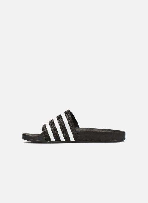 Adidas Adilette Noir1blancnoir1 Originals Et W Mules Sabots lcTuFK1J3