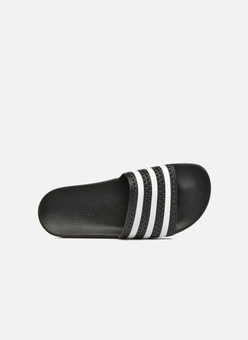 Wedges adidas originals Adilette W Zwart links