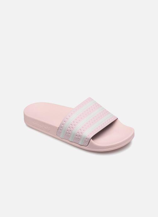 adidas originals Adilette W (rosa) - Clogs & Pantoletten ...