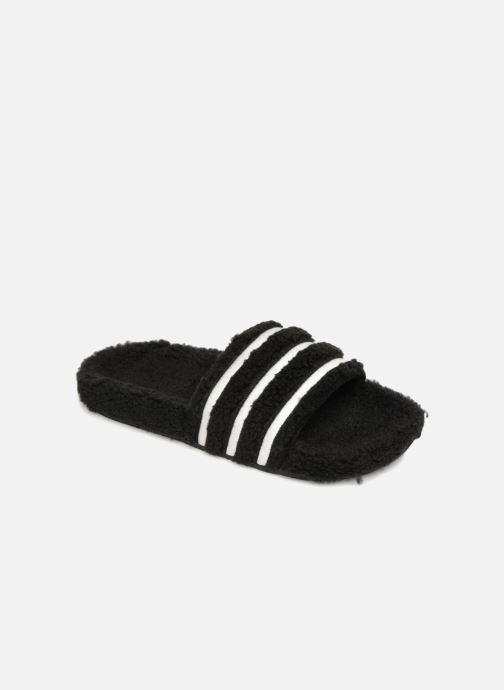 competitive price dd819 be00b Zoccoli Adidas Originals Adilette W Nero vedi dettagliopaio