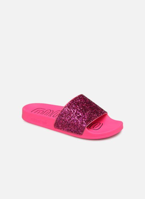 quality design bde15 50b99 Zoccoli Adidas Originals Adilette W Rosa vedi dettagliopaio