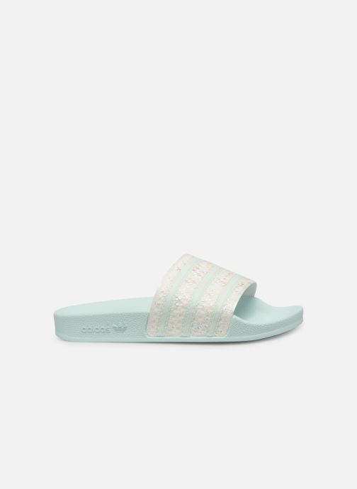 Mules & clogs adidas originals Adilette W Green back view